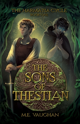 The Sons of Thestian by M. E. Vaughan
