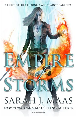 Throne of Glass #5: Empire of Storms by Sarah J. Maas