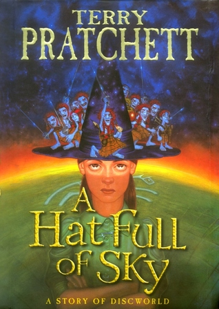 Tiffany Aching #2: Discworld: A Hat Full of Sky by Terry Pratchett