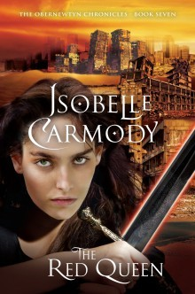 Obernewtyn #7: The Red Queen by Isobelle Carmody
