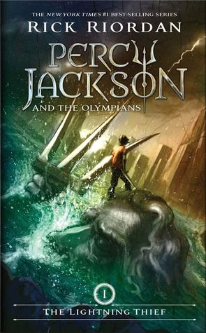 Percy Jackson #1: The Lightning Thief by Rick Riordan