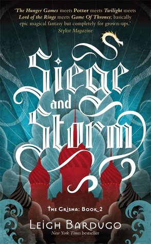 Grishaverse 2: Siege and Storm by Leigh Bardugo