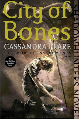 Mortal Instruments #1 City of Bones by Cassandra Clare