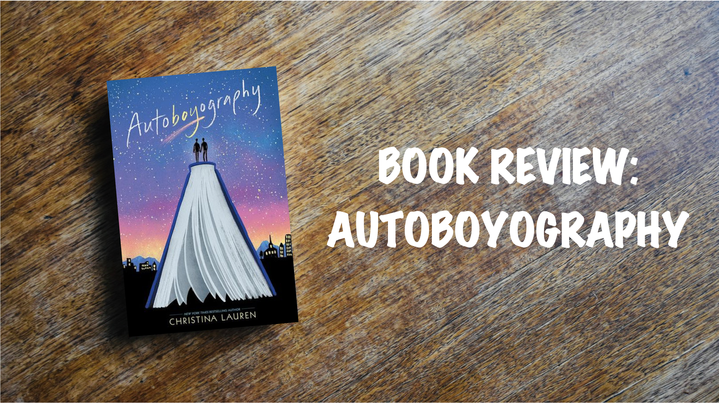 Book Review Banner: Autoboyography