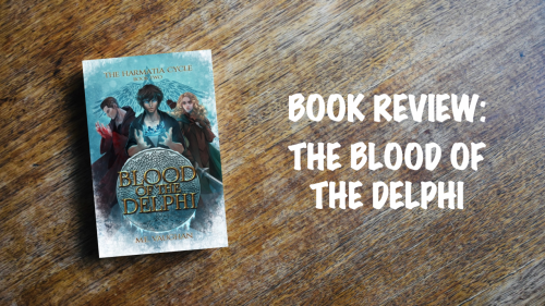 Book Review: Blood of the Delphi