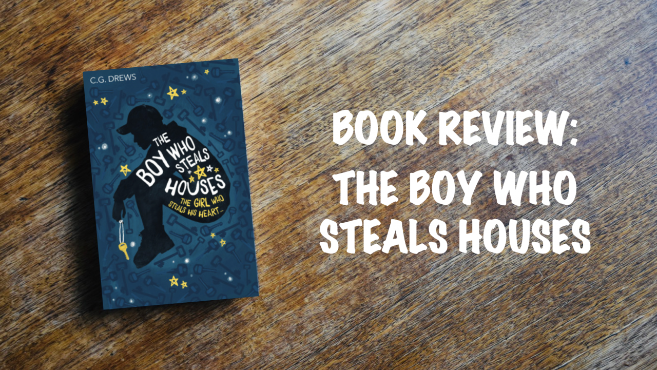 Book review: The Boy Who Steals Houses