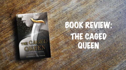 Book review: The Caged Queen
