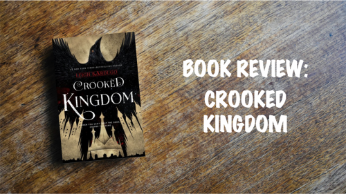 Book review: Crooked Kingdom