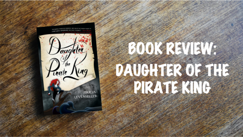 Book review: Daughter of the Pirate King