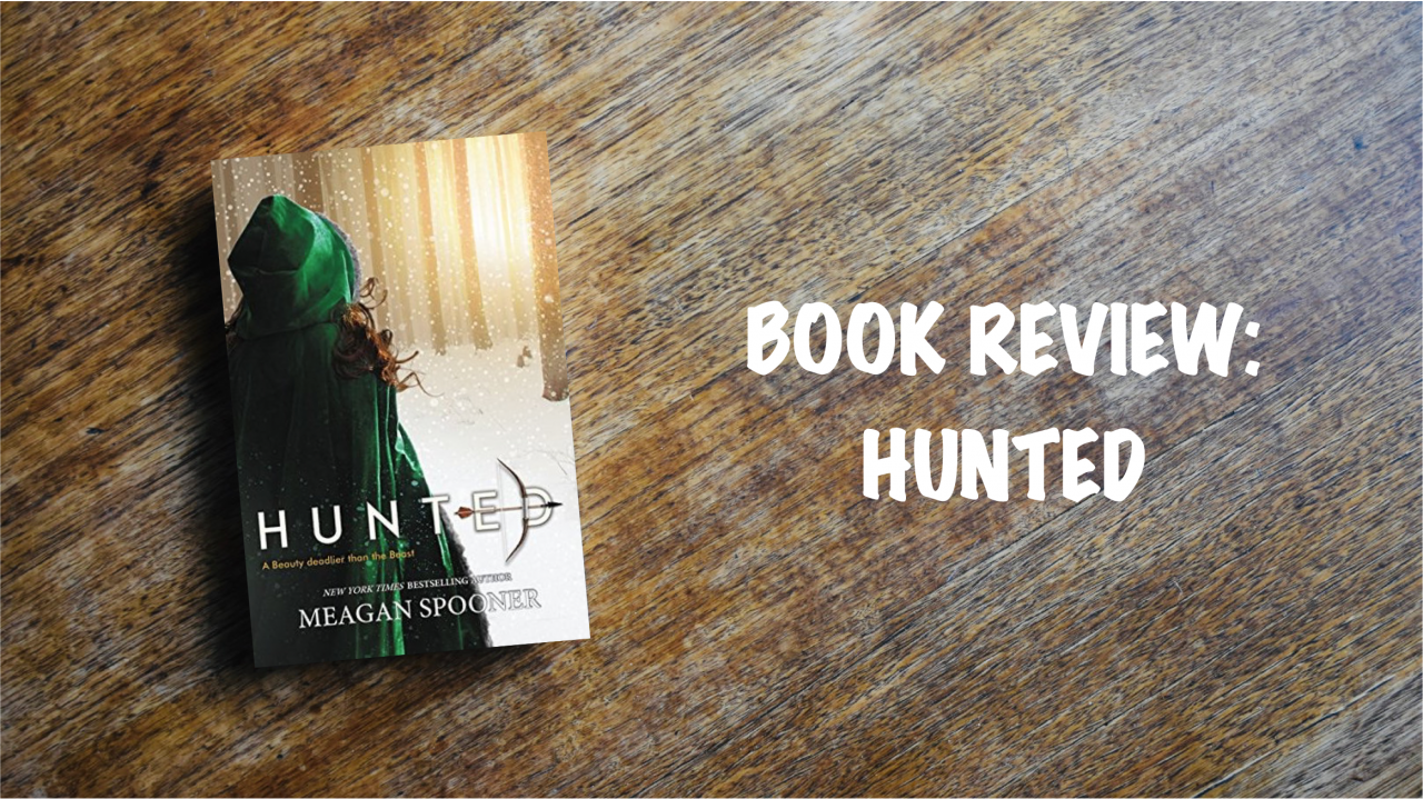 Book review: Hunted
