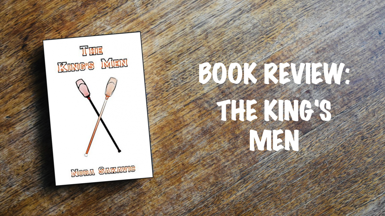 Book Review Banner: The King's Men