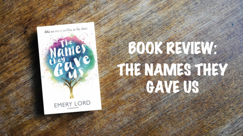 Book review: The Names They Gave Us