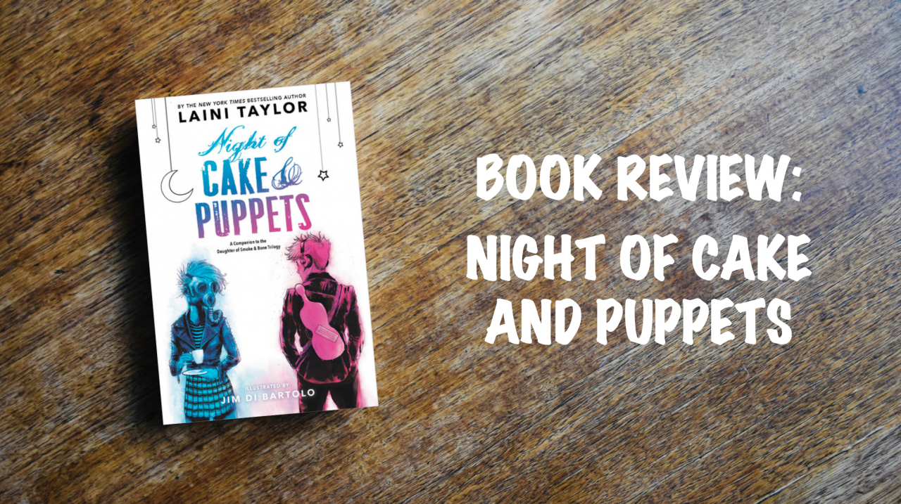 Book review: Night of Cake and Puppets