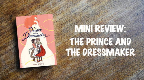 Book review: The Prince and the Dressmaker