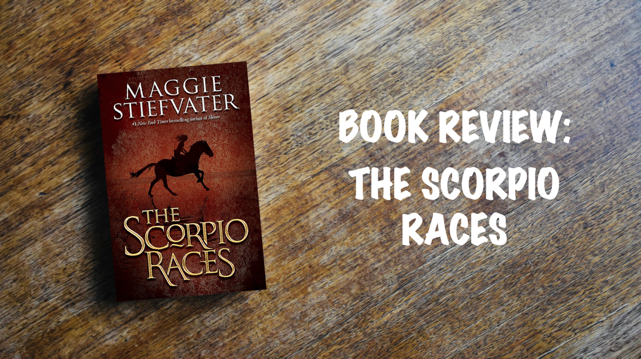 Book review: The Scorpio Races