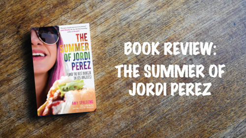 Book review: The Summer of Jordi Perez