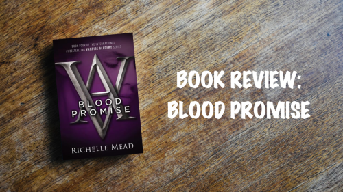 Book review: Blood Promise