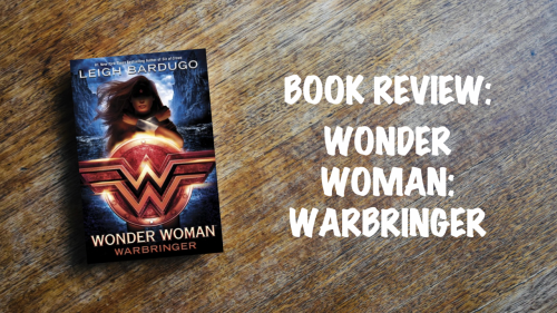 Book Review: Wonder Woman Warbringer
