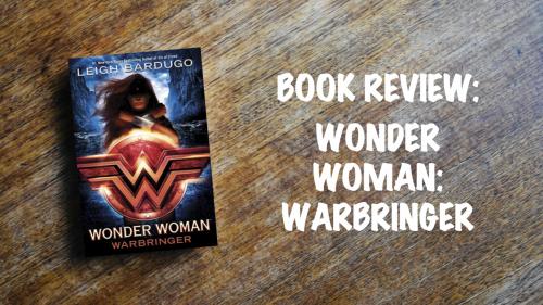 Book Review: Wonder Woman Warbringer