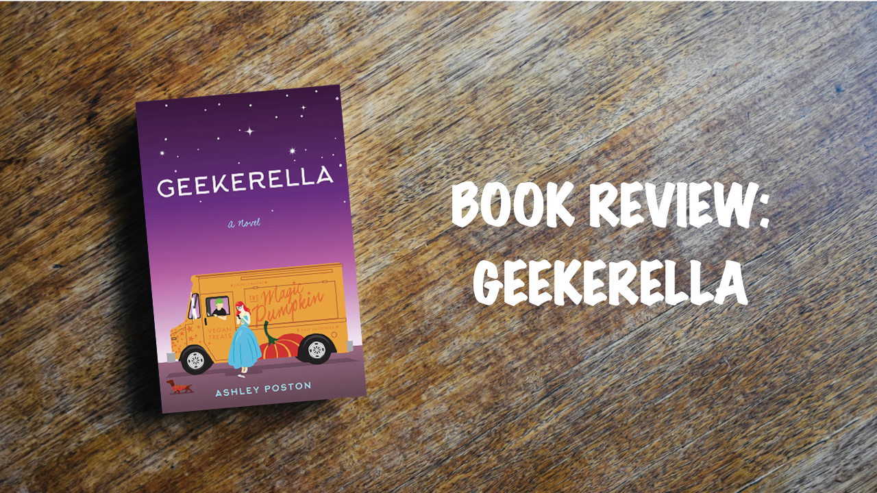 Book review: Geekerella