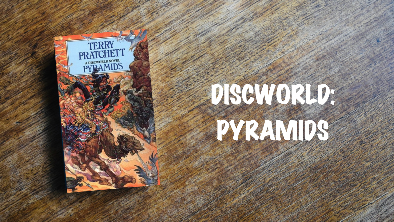 Book review: Pyramids