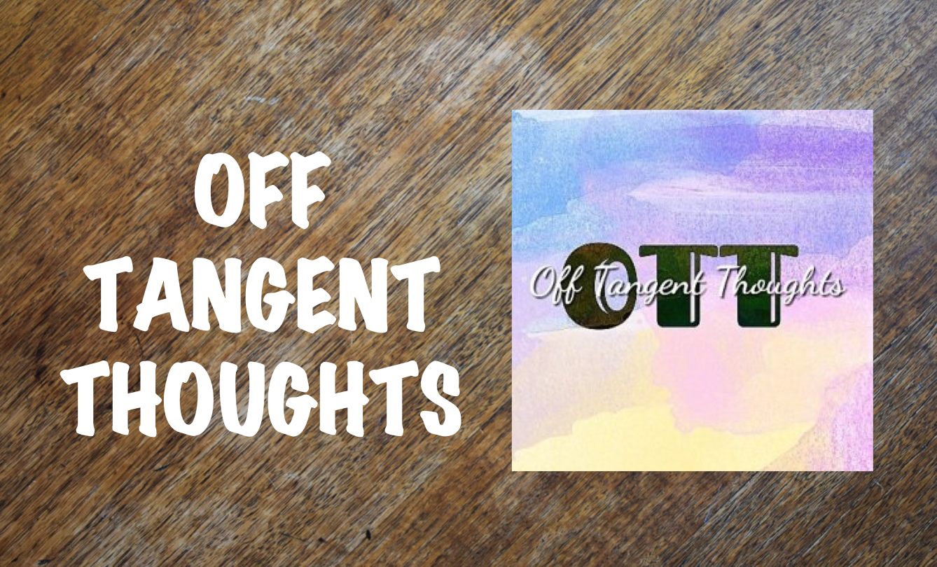 Off Tangent Thoughts banner