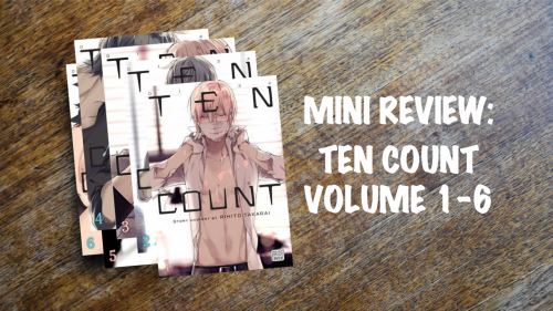 Mini review: Ten Count Volumes 1 to 6