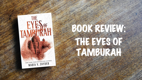 Book review: The Eyes of Tamburah