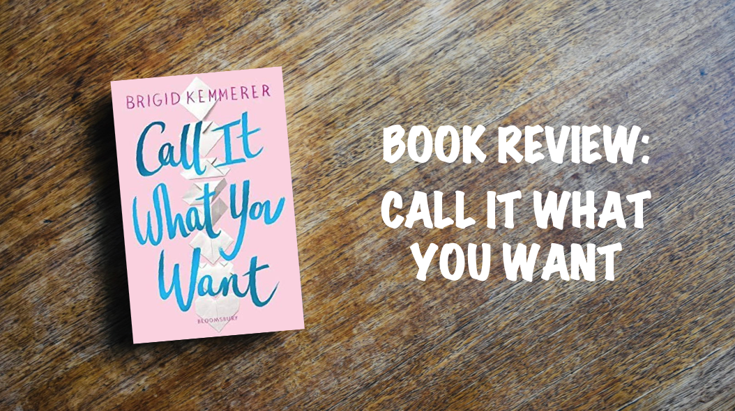 Book review: Call It What You Want