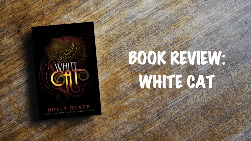 Book review: White Cat