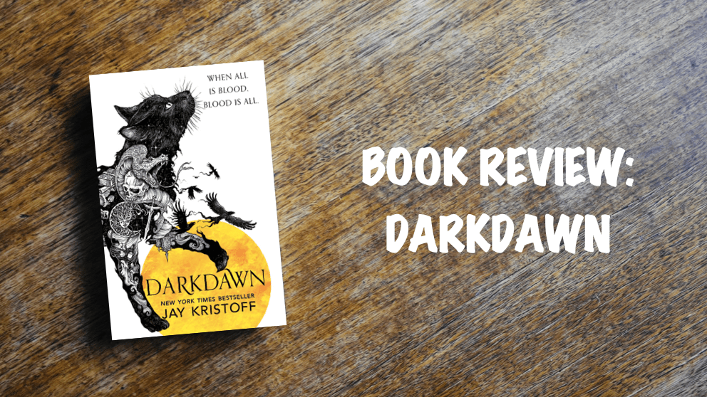 Book Review Banner: Darkdawn
