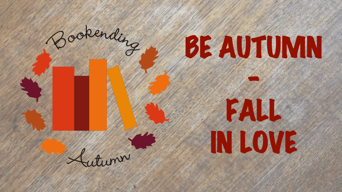 Book Ending Autumn banner: Fall in love