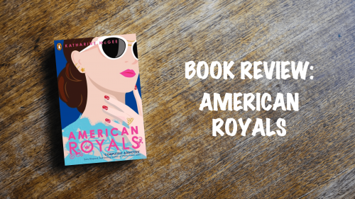 Book Review: American Royals