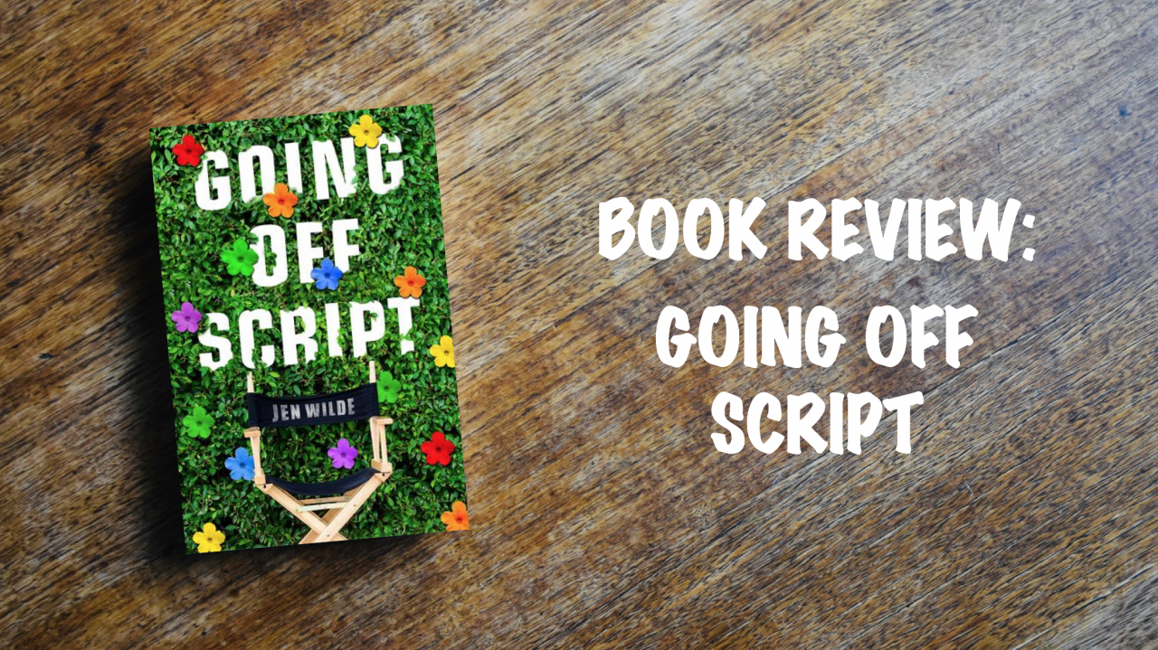Book review: Going Off Script