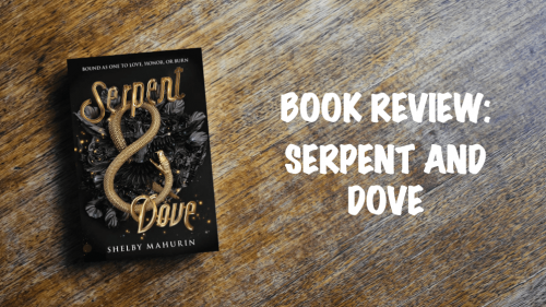 Book review: Serpent and Dove