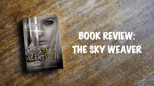 Book review: The Sky Weaver