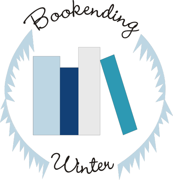 Bookending Winter logo