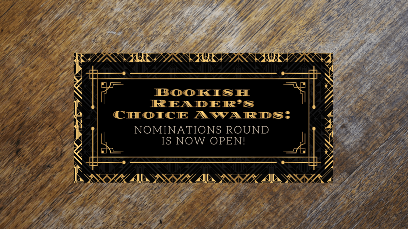 Bookish Reader's Choice Awards