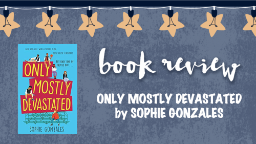 Book review: Only Mostly Devastated