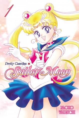 Pretty Guardian Sailor Moon vol 1