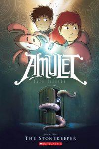 Amulet #1 The Stonekeeper by Kazu Kibuishi