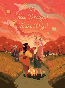 Tea Dragon #3: The Tea Dragon Tapestry by Katie O'Neill