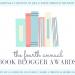 2020 book blogger awards header