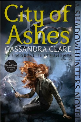 mortal Instruments #2 City of Ashes by Cassandra Clare