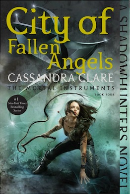 Mortal Instruments #4 City of Fallen Angels by Cassandra Clare
