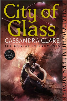 Mortal Instruments #3 City of Glass by Cassandra Clare