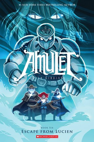 Amulet #6: Escape from Lucien by Kazu Kibuishi