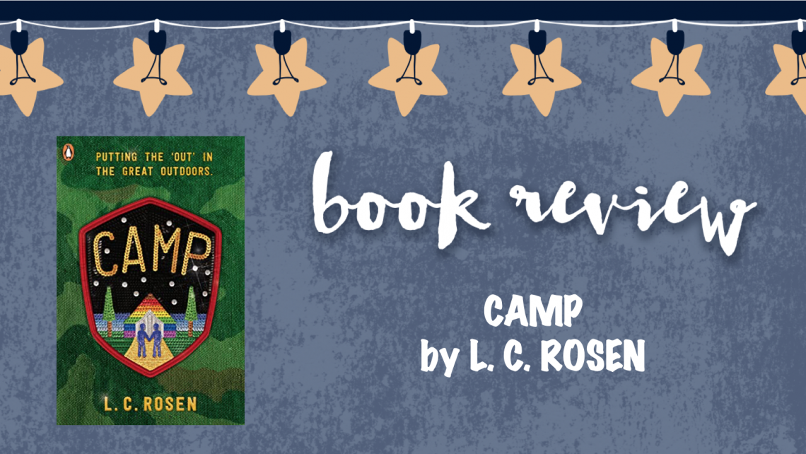 Book review: Camp by L. C. Rosen