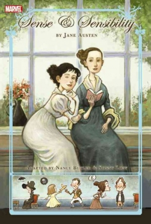 Marvel Classics Sense and Sensibility by Jane Austen and Nancy Butler