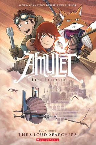 Amulet #3 The Cloud Searchers by Kazu Kibuishi